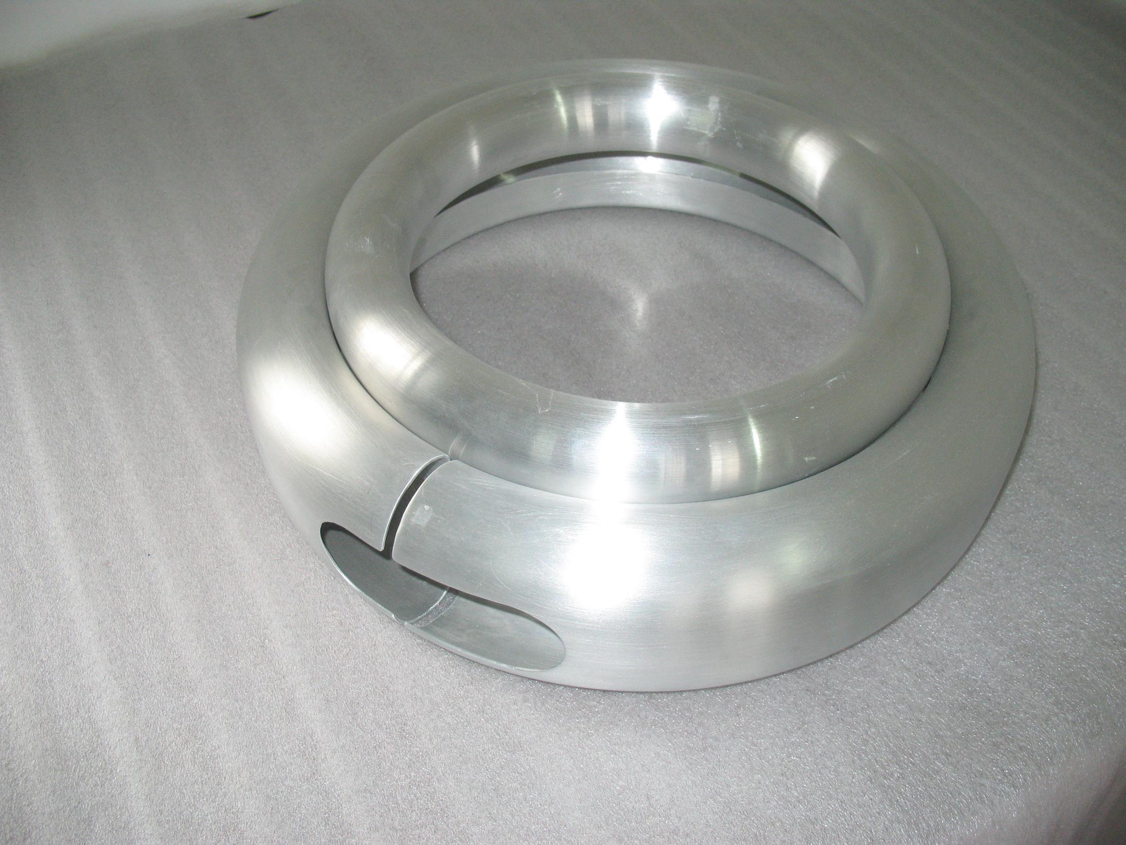 高压屏蔽罩、高压电极-高压开关GIS配套使用