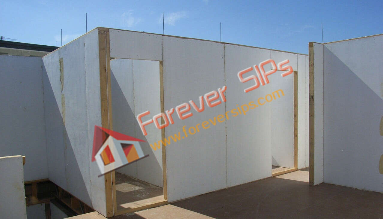 Residential Wall Panel Sips Sip Panels Forever Sips