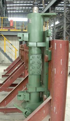 YJ-002 結晶器鋼水液面自動控制系統-中間包塞棒自動控制系統