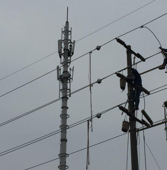 输电线路综合在线监测装置及动态负荷智能管理系统