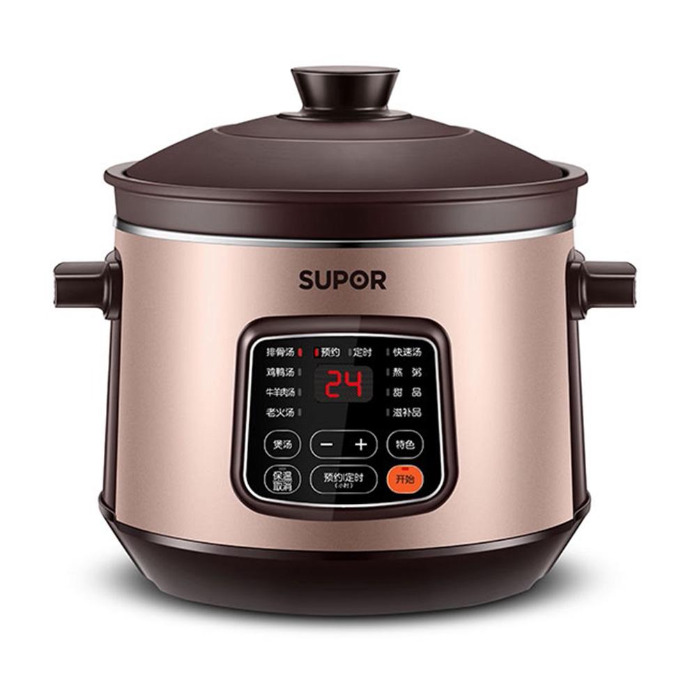 苏泊尔智能电炖锅-瓦罐汤系列