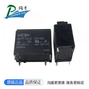 891P-1A-C-12VDC