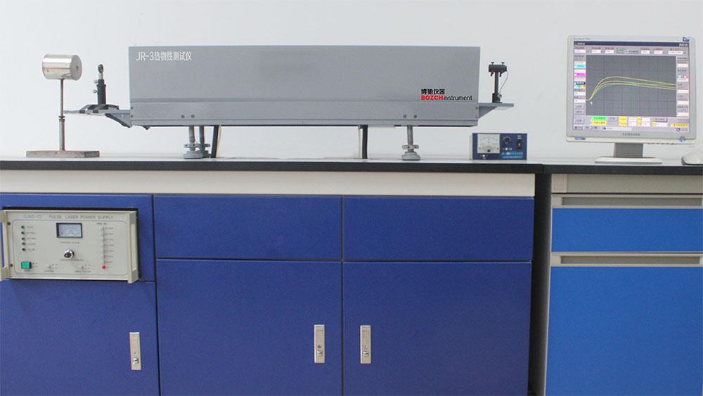 JR-3型热物性测试仪