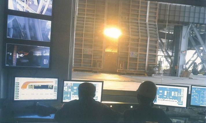 YJ-005 转炉音频化渣监测系统