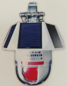 二遙性配電線路故障定位裝置